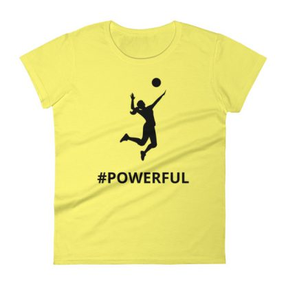 mockup 7c5b97ac 416x416 - Women's short sleeve Volleyball t-shirt
