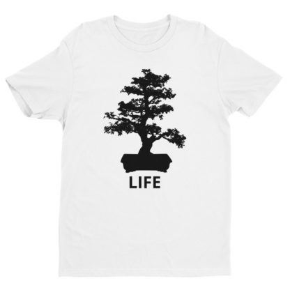 mockup 13c98918 416x416 - Life Bonsai Short Sleeve T-shirt