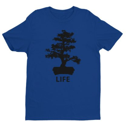mockup 34e9ef84 416x416 - Life Bonsai Short Sleeve T-shirt