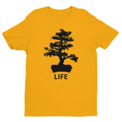 mockup 01ca3b63 416x416 - Life Bonsai Short Sleeve T-shirt