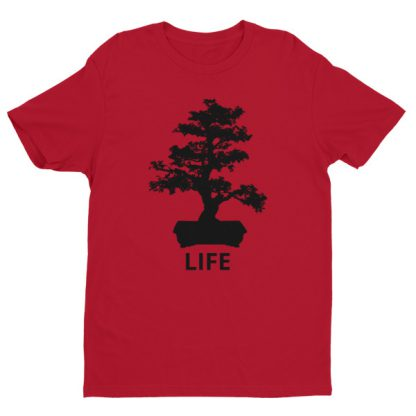 mockup c3d511d8 416x416 - Life Bonsai Short Sleeve T-shirt