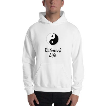 Tai Chi Life Hooded Sweatshirt