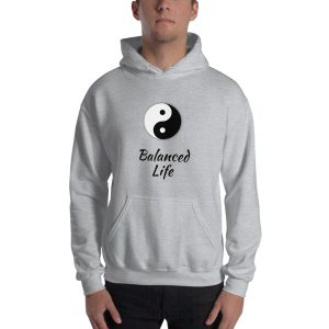 Balanced Life Sweat Shirt by Holistic Growth Insights Apparel
