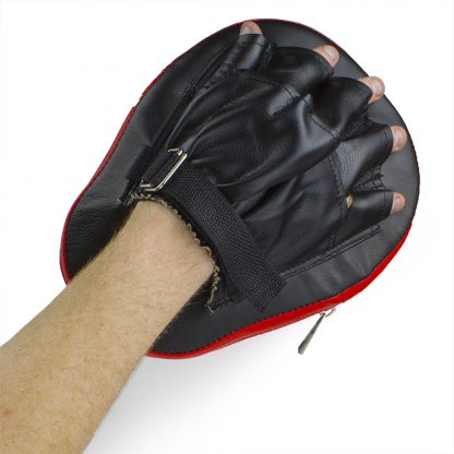 boxing punching mitts 416x416 - Curved Punch Mitts, 2-pack