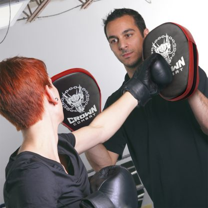 martial arts punching mitt 416x416 - Curved Punch Mitts, 2-pack