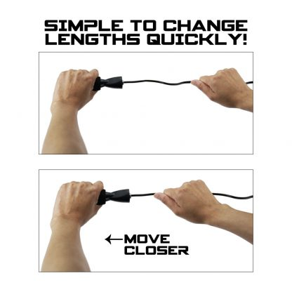 Deluxe Speed Jump Rope with Precision Bearing