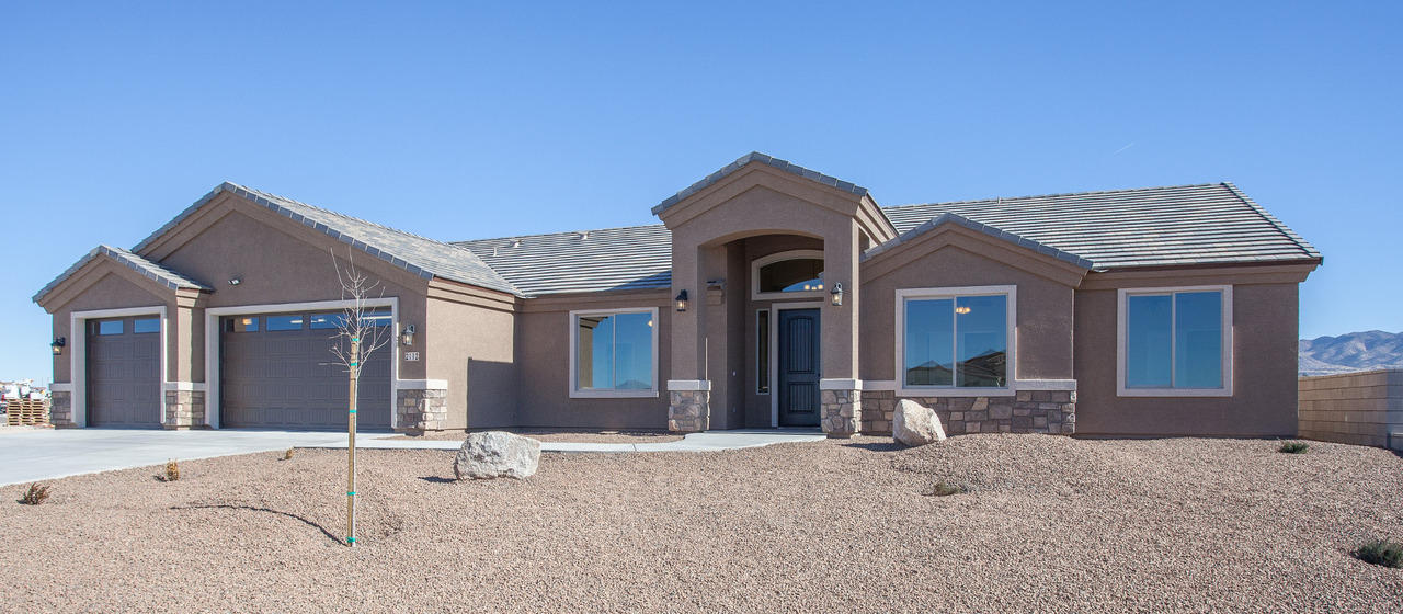 Rancho Santa Fe Kingman Arizona - Gemstone Ave