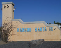 Rancho Santa Fe Subdivision