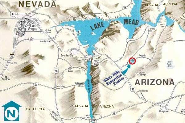 White Hills Arizona Property   White Hills AZ