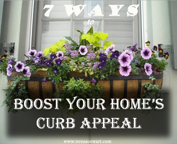 7 Ways to Boost Curb Appeal