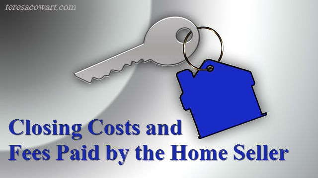 Closing Costs Paid by Home Seller