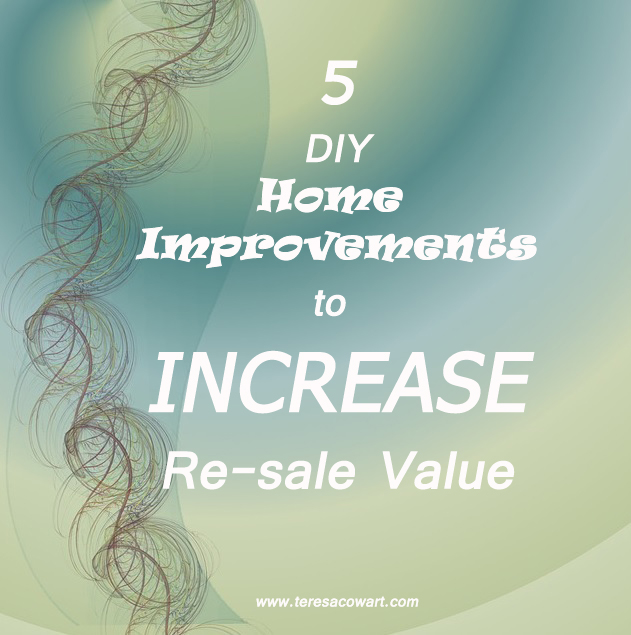 Home Improvements Increase Resale Value