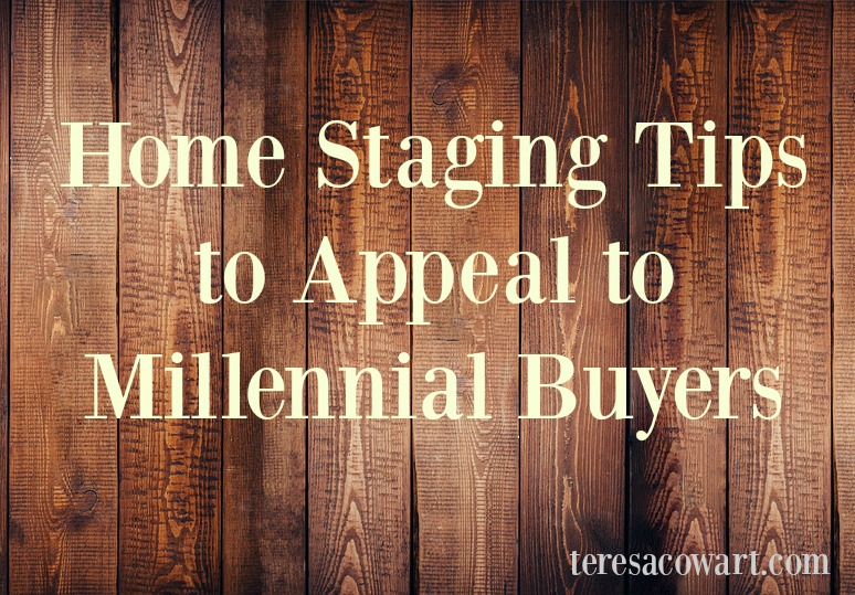 How to Stage Home for Millennials
