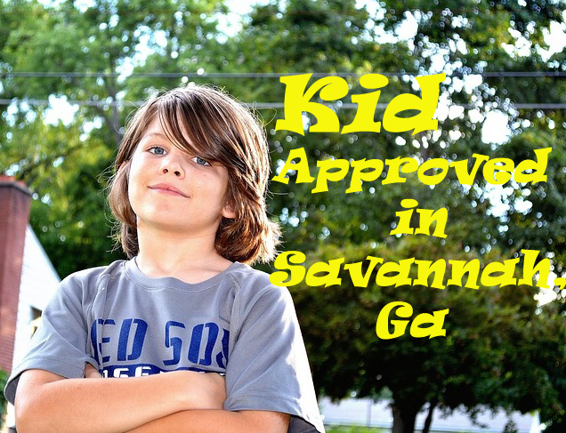 Kid Friendly Attractions in Savannah