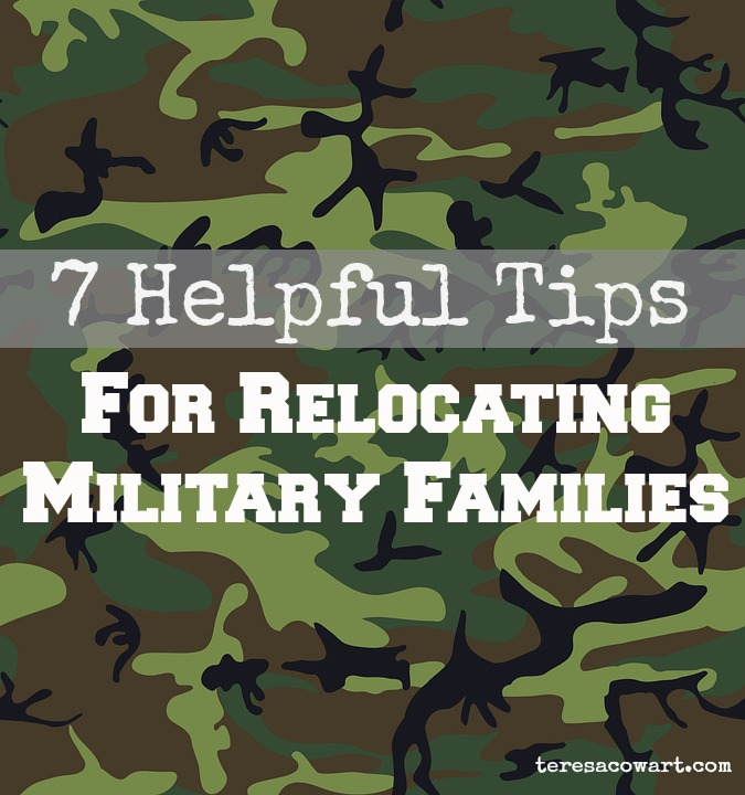 Tips for Relocating Military Families