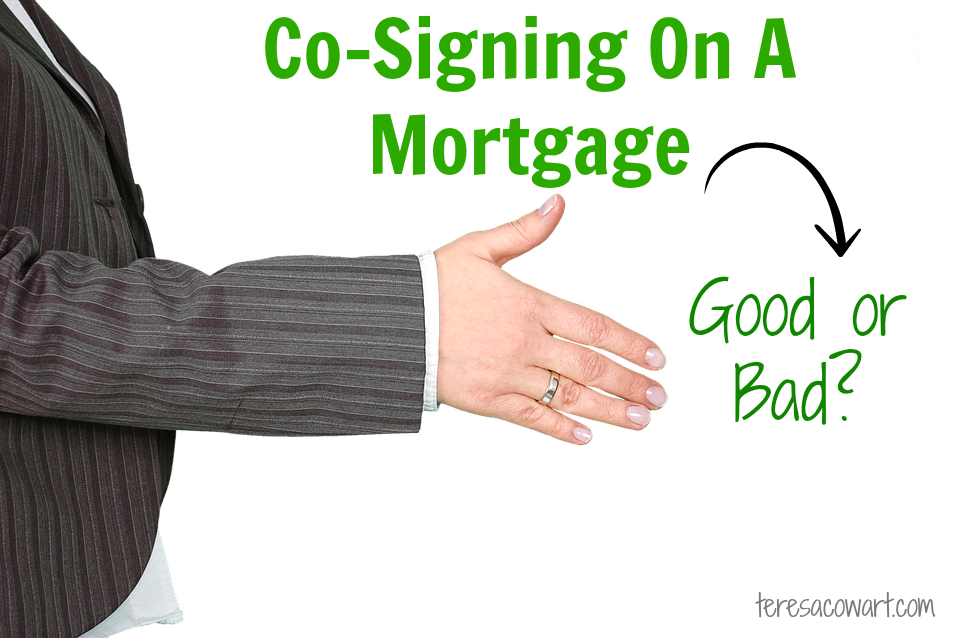 Should You Co-Sign on a Mortgage Loan?