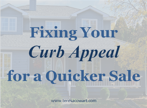 Fixing Your Curb Appeal for a Quicker Sale