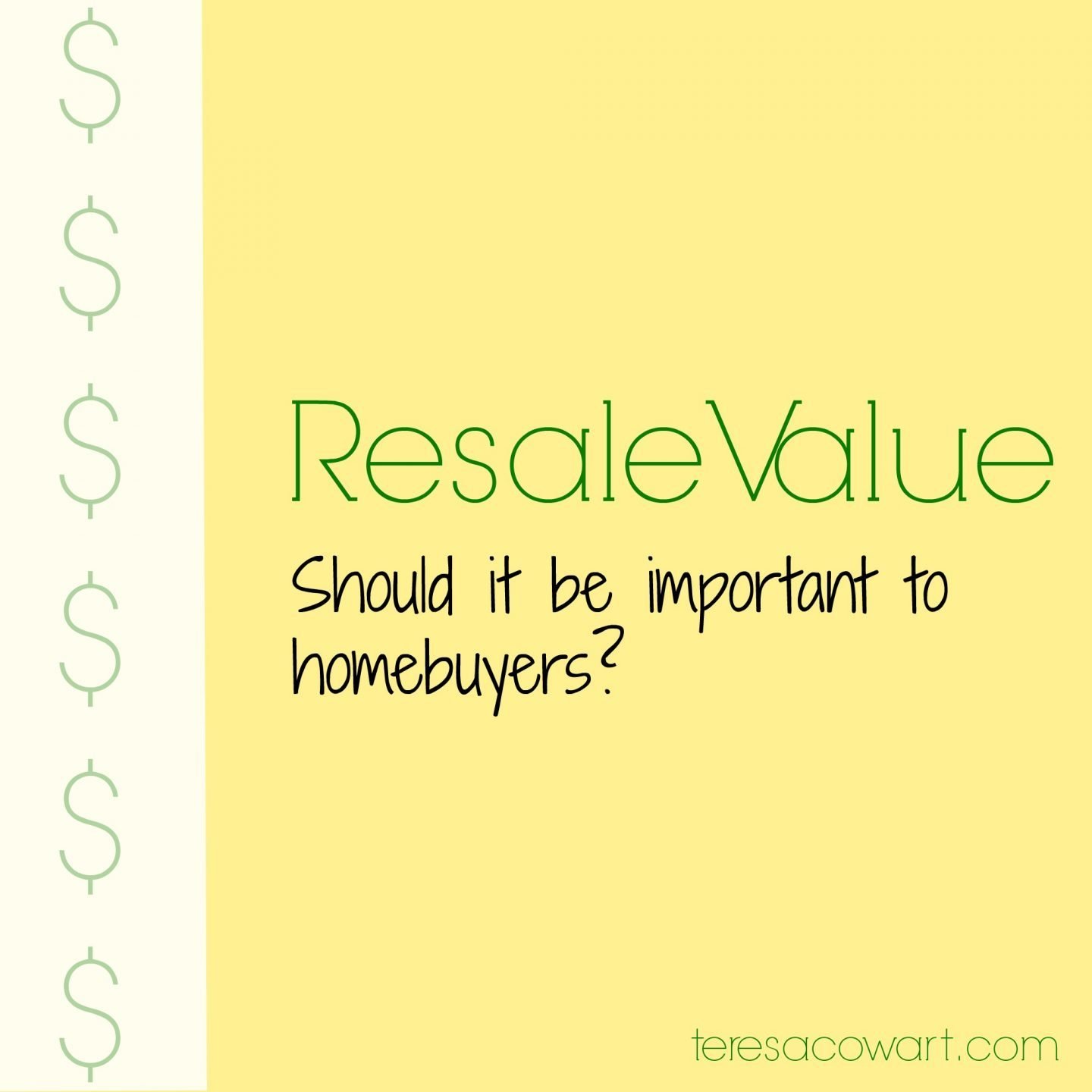 Home Resale Value