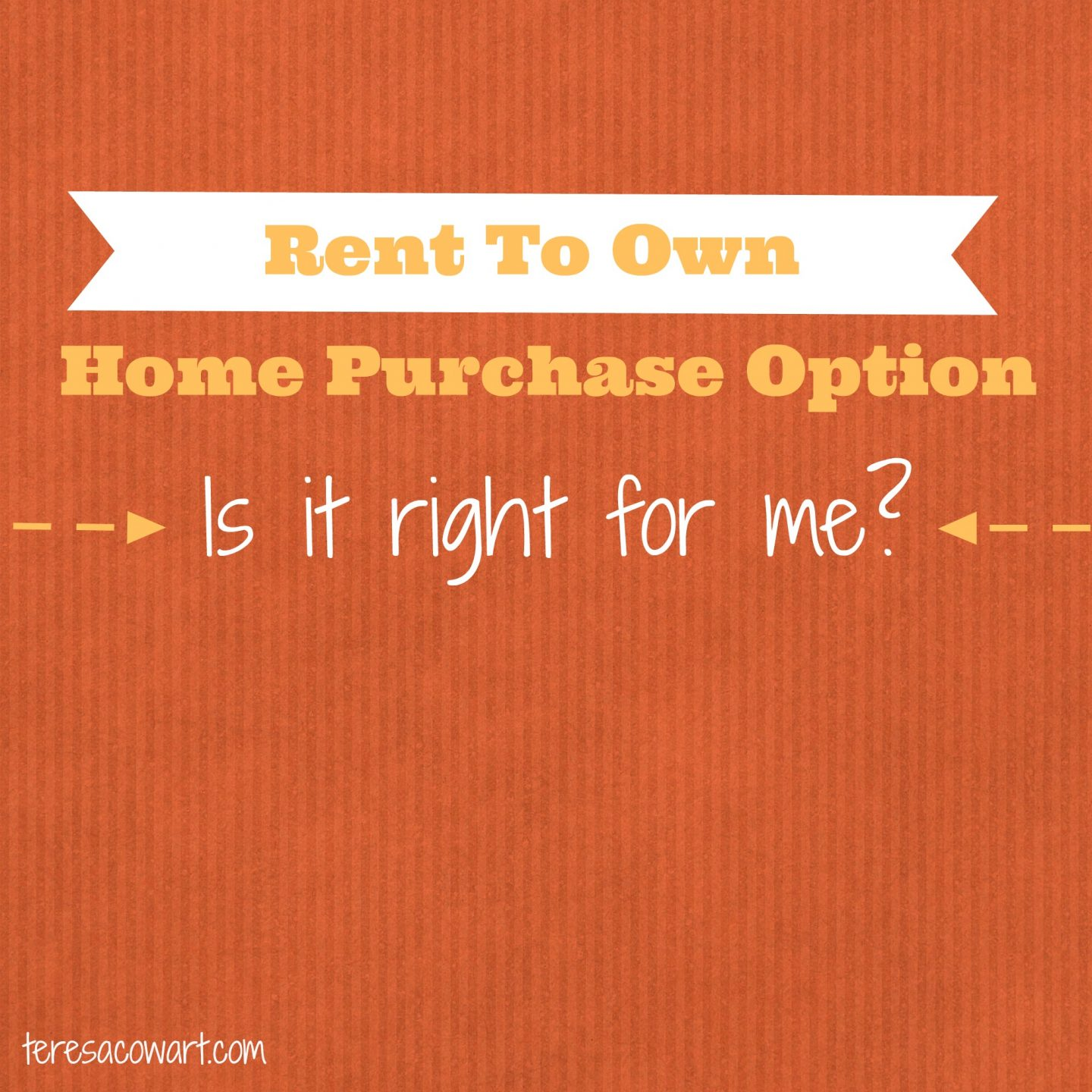 Is renting-to-own a good option for home buyers?