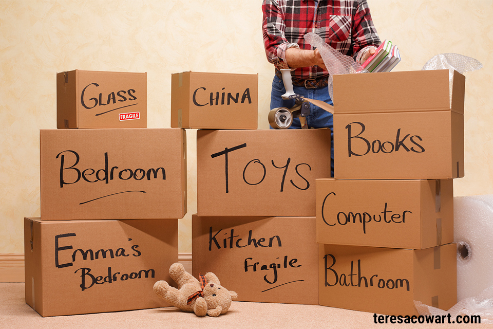 Reduce Moving Day Stress | Savannah Area Real Estate