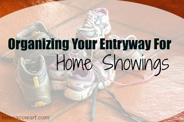 organizing-entryway-for-home-showings