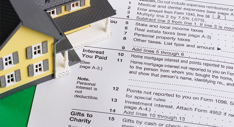 Is The New Tax Code Going To Affect Your Central Valley Home Value?