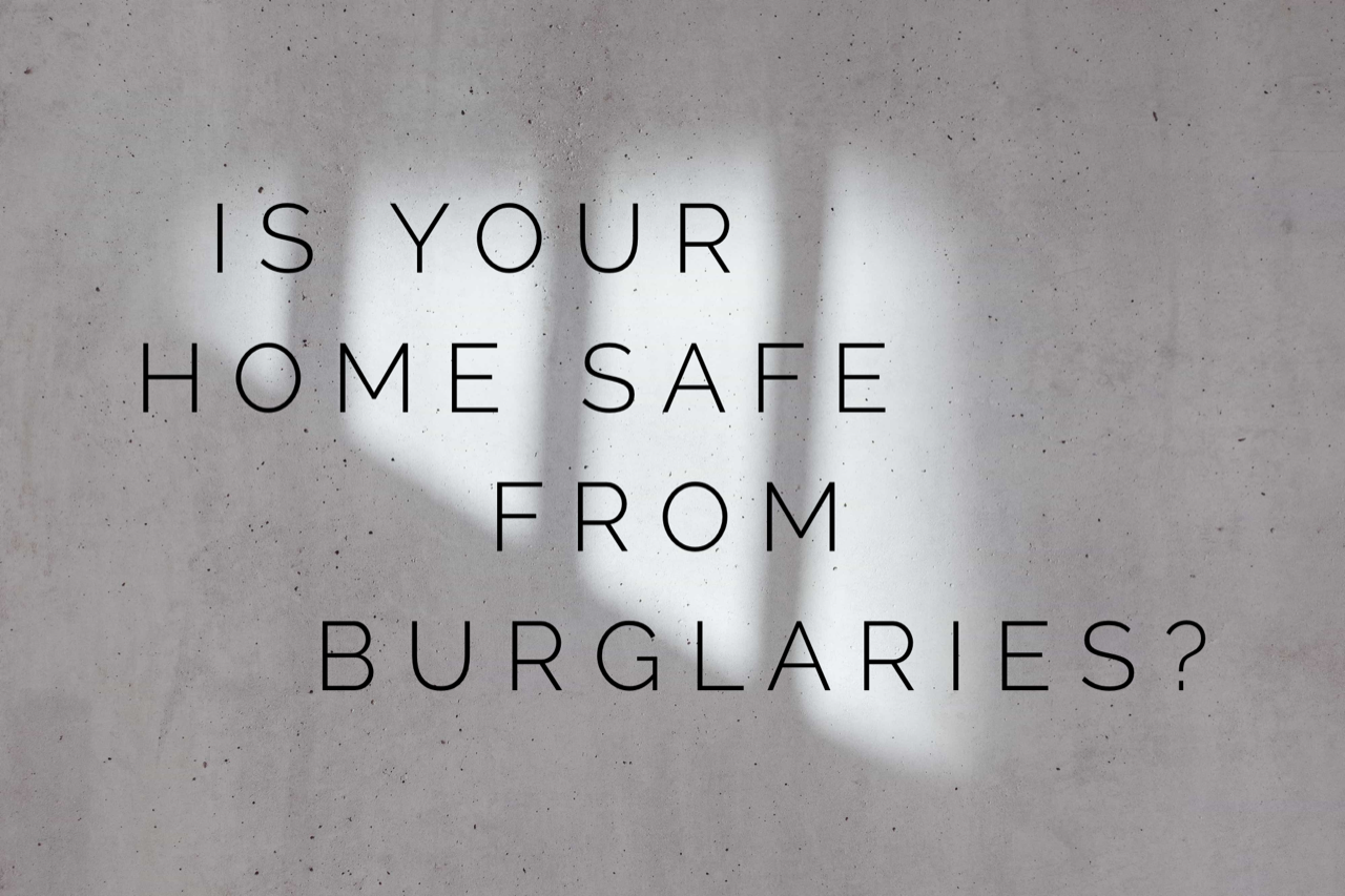 your home safe