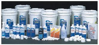 Choosing the right pool chemicals is important