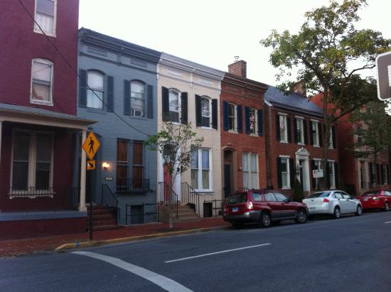 Downtown Frederick Homes