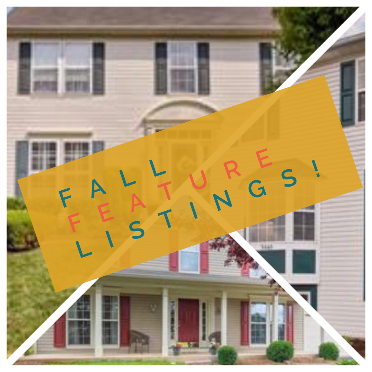 Fall Feature Listings