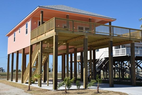 Surfside beach real estate audrey rochell for Galveston home builders