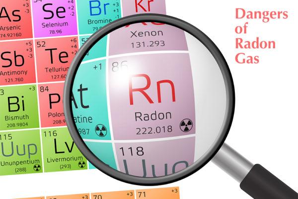 Radon Gas Frank Tripodi