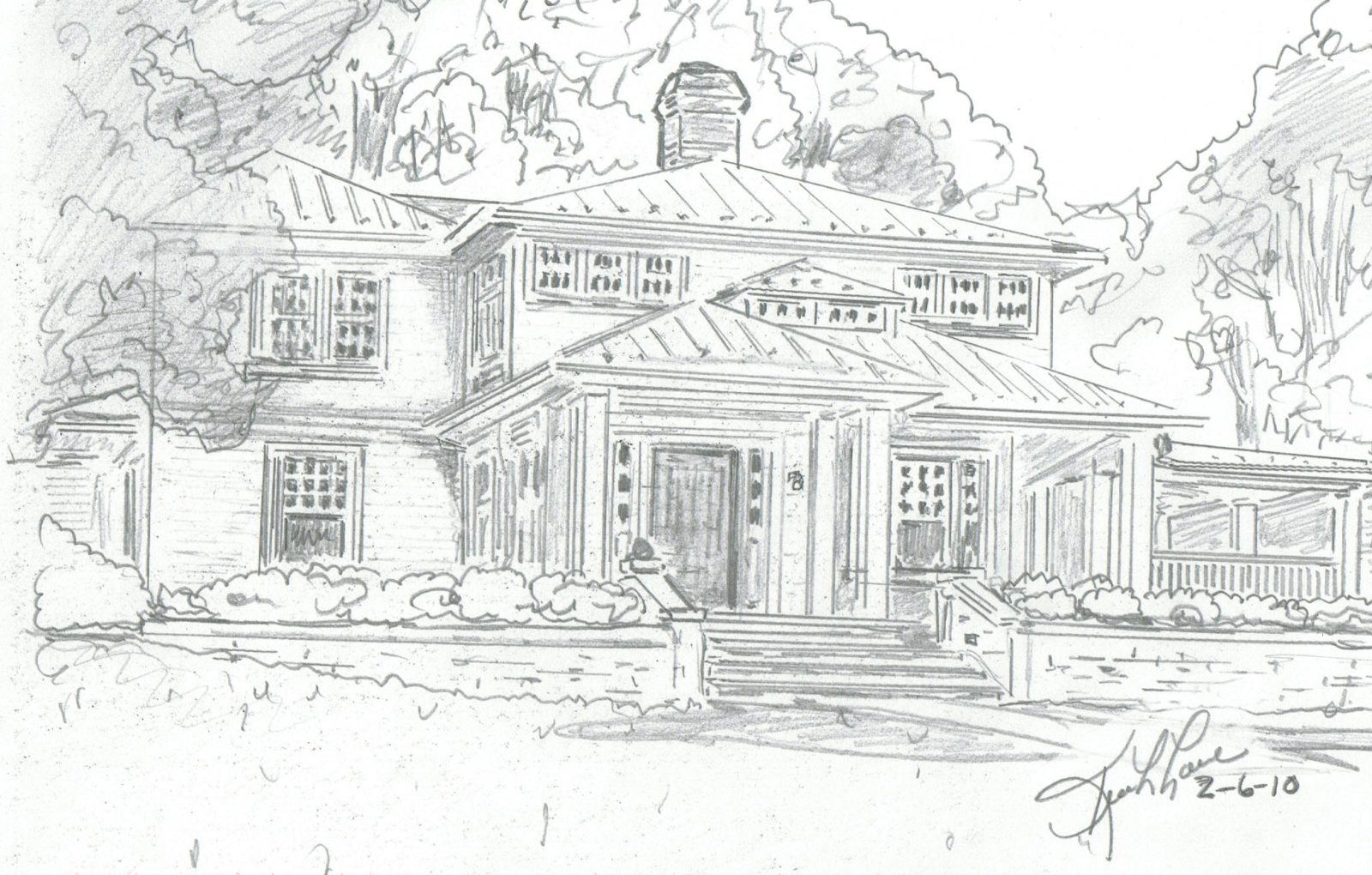 Hendry House Drawling