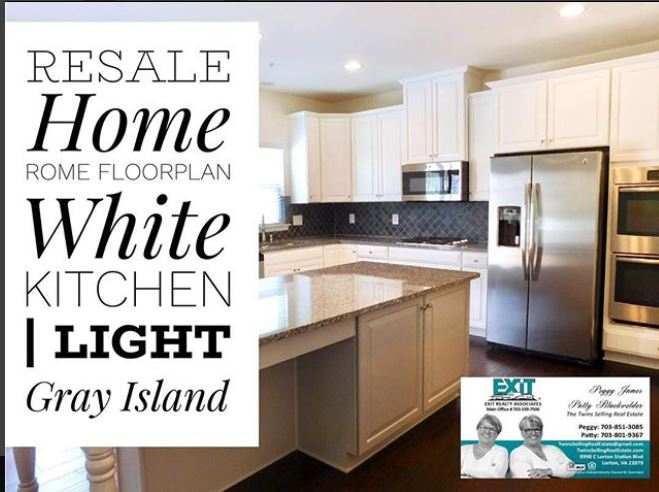Resale home for sale in Potomac Shores