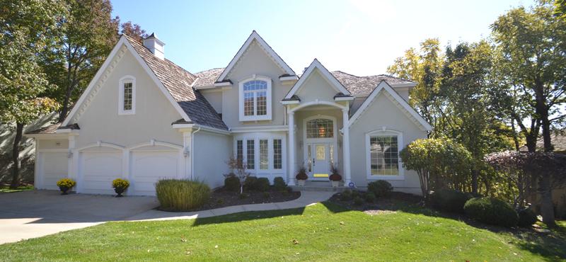 Overland park kansas real estate sharon sigman for Home builders in kansas