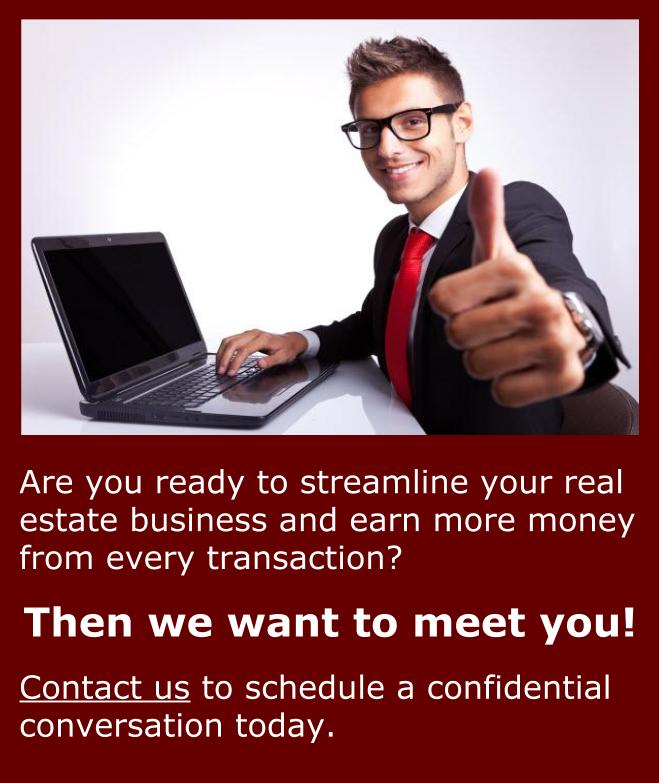 real estate agents work from home
