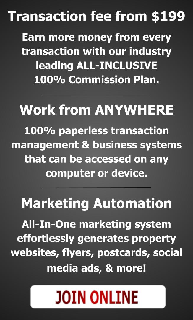 100 commission broker