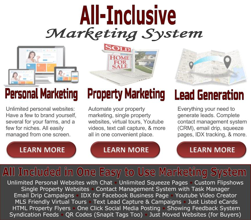rise realty marketing system