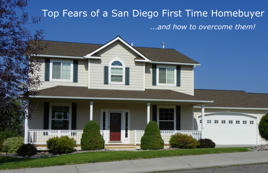 san diego first time home buyer