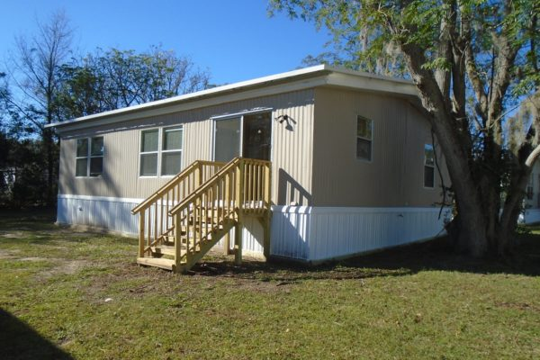 lease optionowner finance 22 doublewide in small belleview mobile home park se 78th terrace lot 4 belleview fl 25u2032 x 36u2032 brigadier