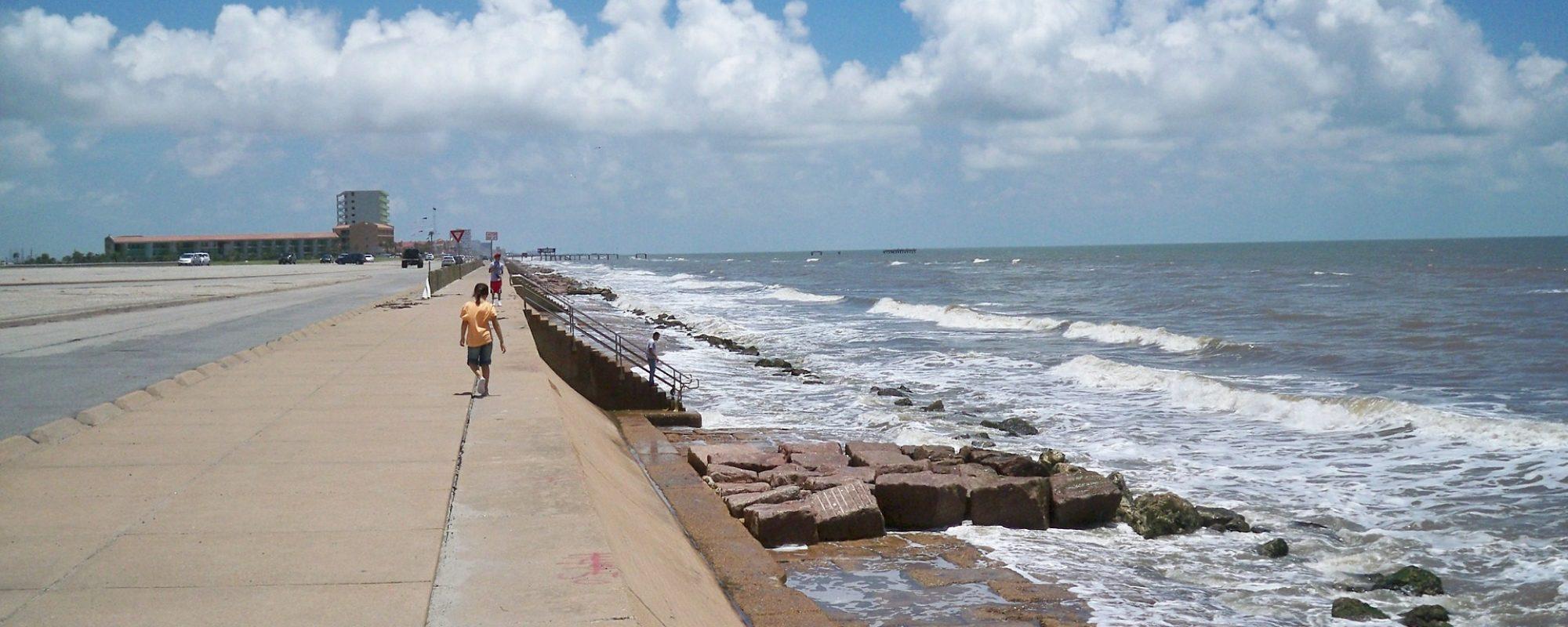 Texas Shoreline