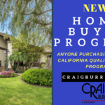 california new home buyer program