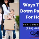 where to get down payment for house