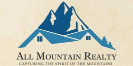 All Mountain Realty Logo