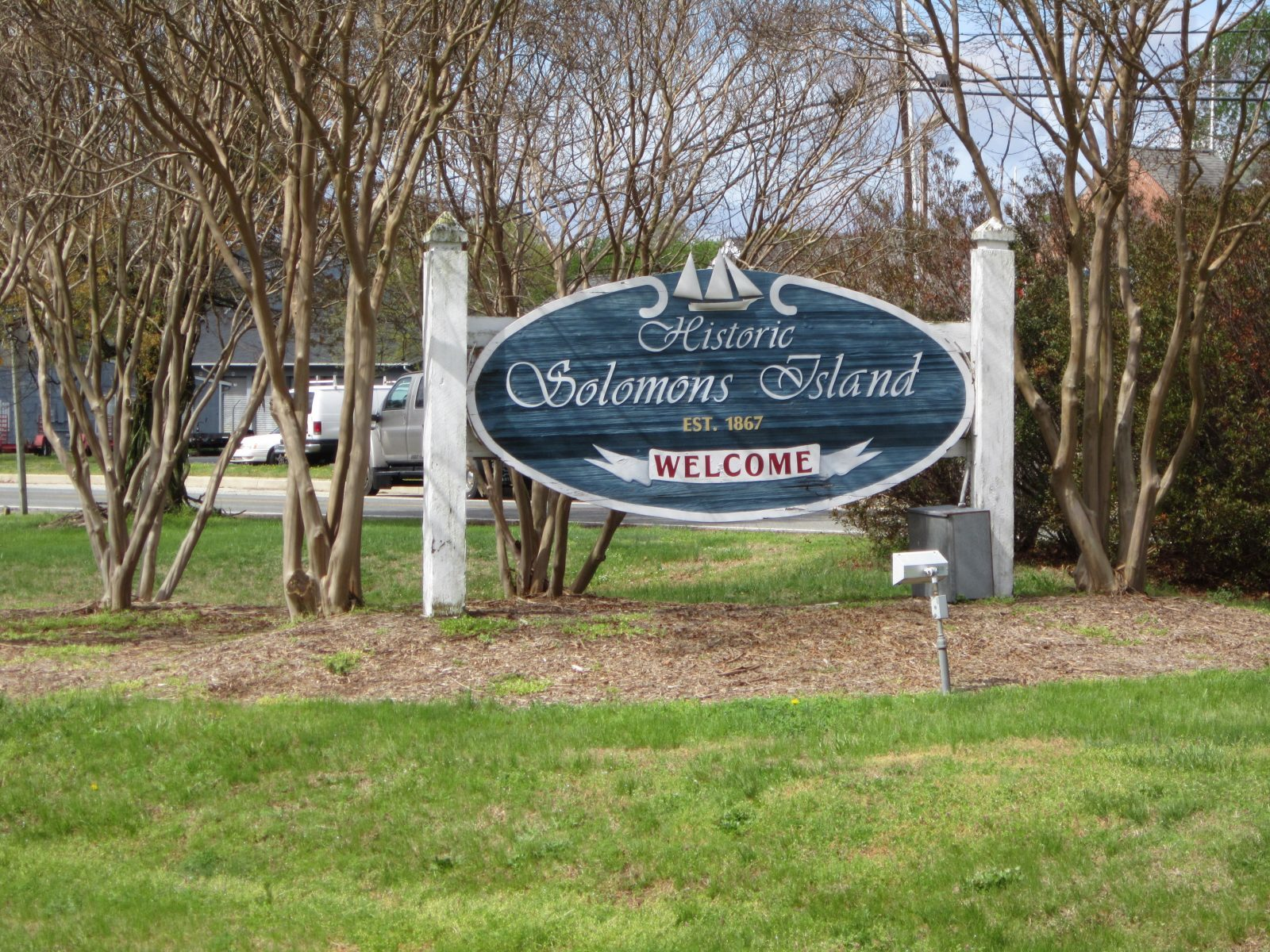 Solomons Island Home For Sale