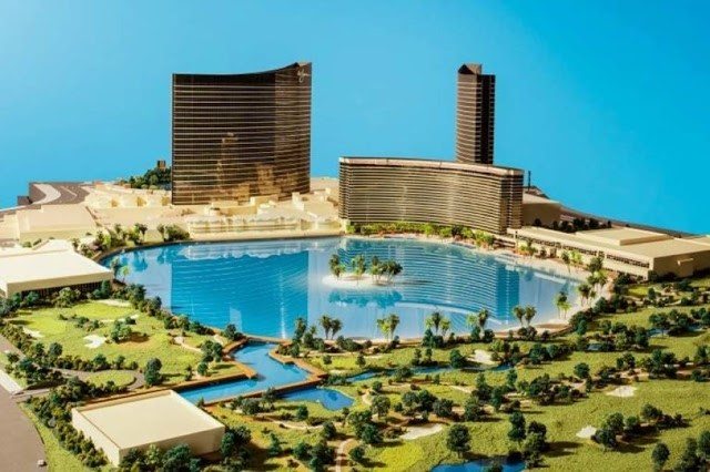 Las Vegas currently has $20 billion in major projects happening right now!