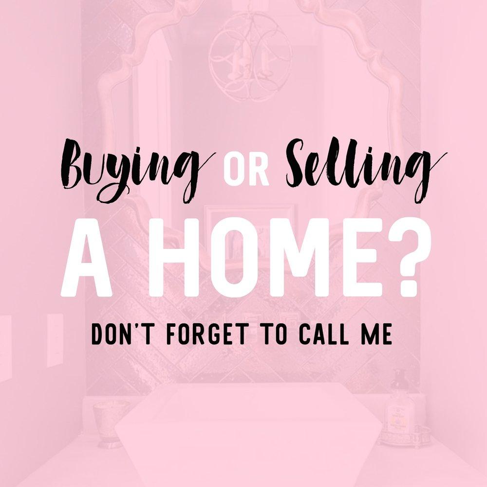 Buying or Selling in Las Vegas