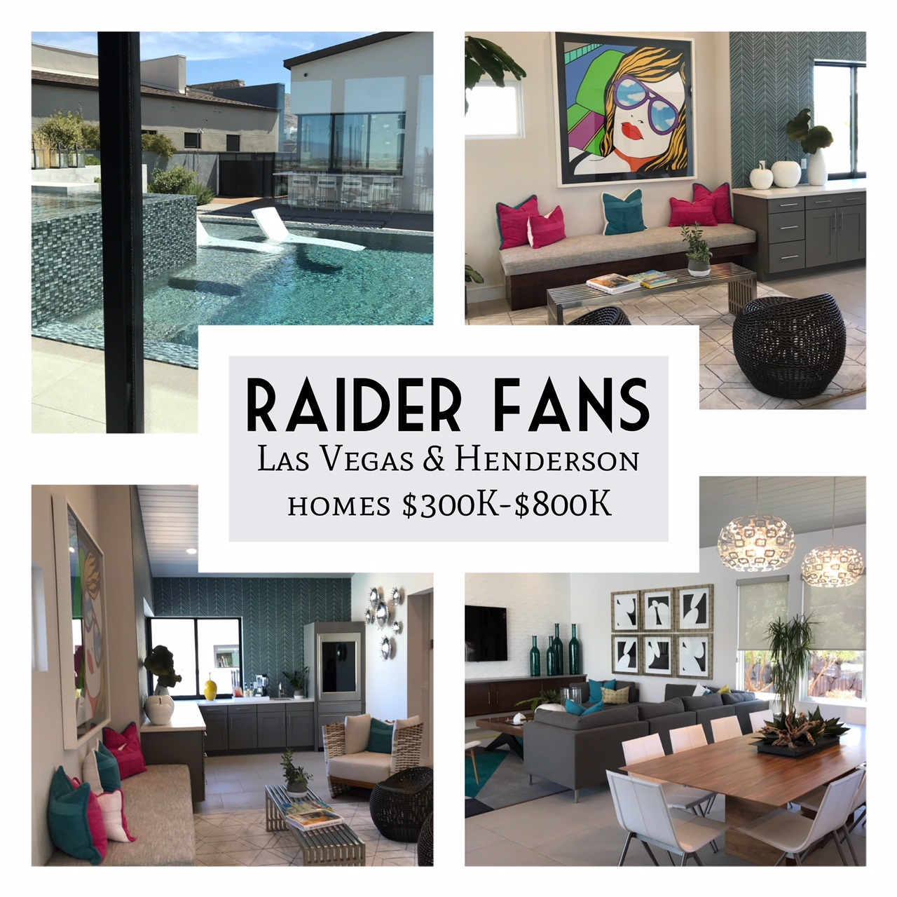 Raider Fans are you thinking of investing in a second home in Las Vegas?
