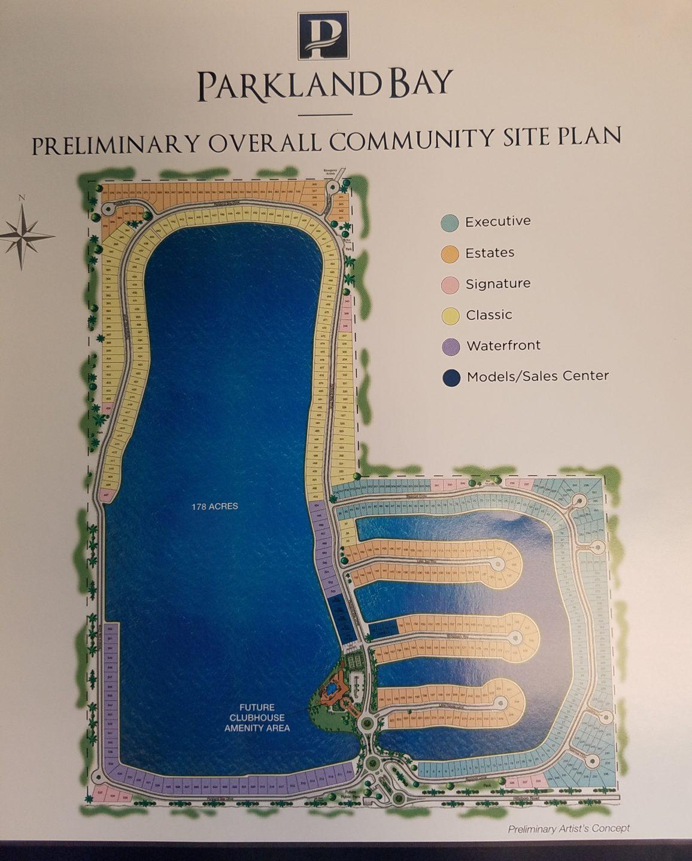 Parkland Bay FL New Construction