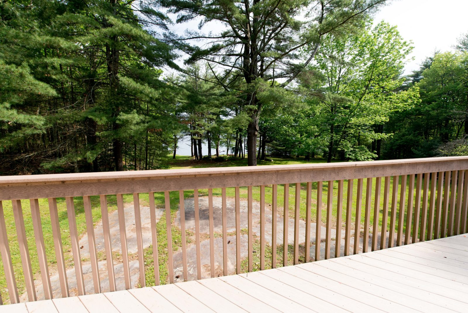 13 acre private getaway highland lake